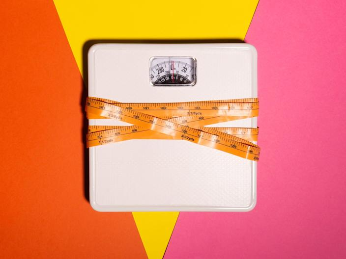 Health Weightloss Scale