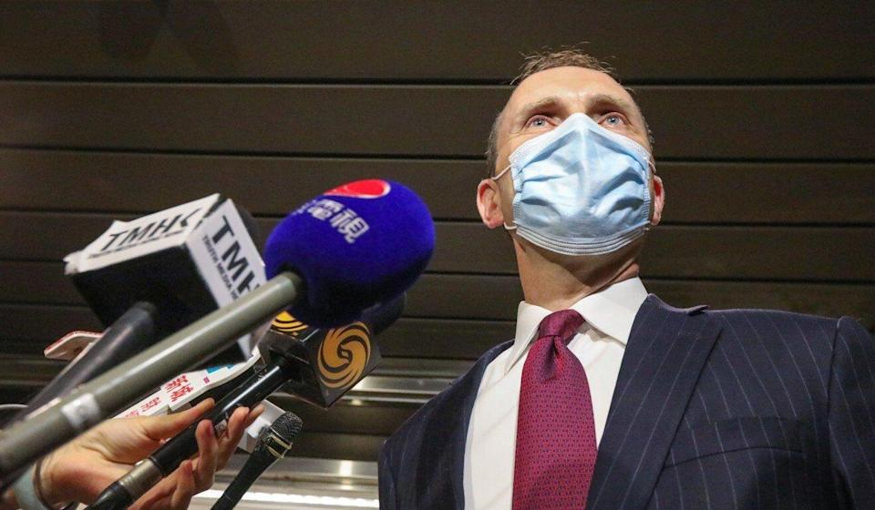 US Consul General Hanscom Smith has said future Hong Kong elections are 'meaningless' in the wake of Beijing's radical overhaul of the city's electoral system. Photo: Felix Wong