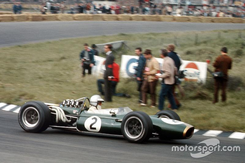 "Denny Hulme (1967)<span class=""copyright"">LAT Images</span>"