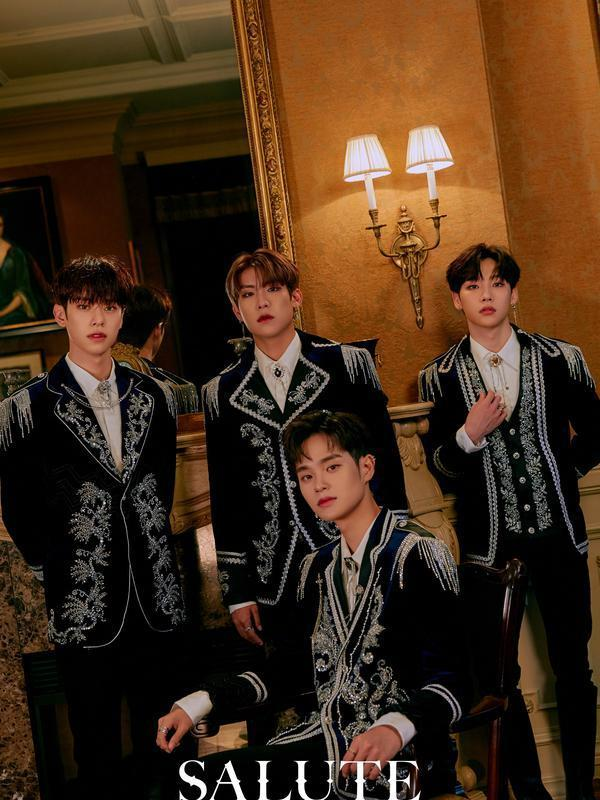 AB6IX. (Brand New Music via Soompi)