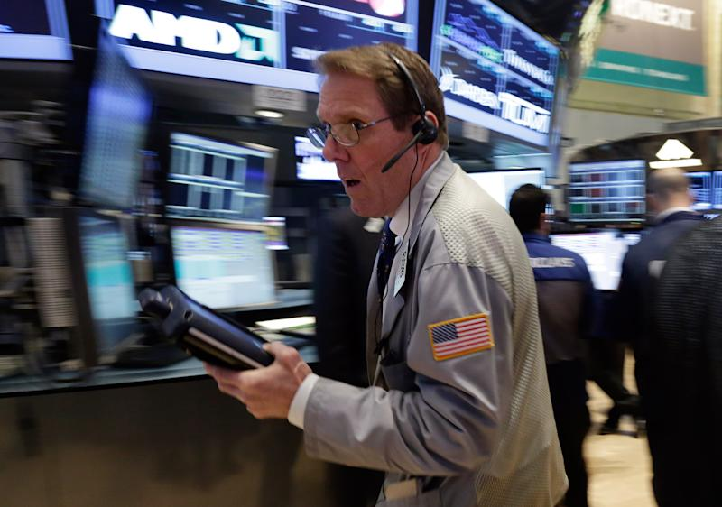 US stocks fall on broad concern about Europe