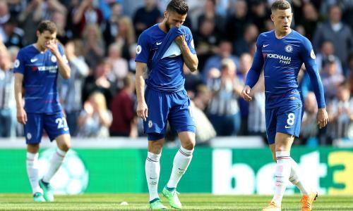 Conte says Chelsea do not have a chance in FA Cup final if Newcastle display repeated