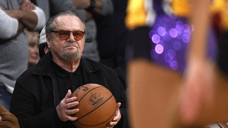 Jack Nicholson, Lakers Superfan, Reacts to Kobe Bryant's Death in Rare Interview