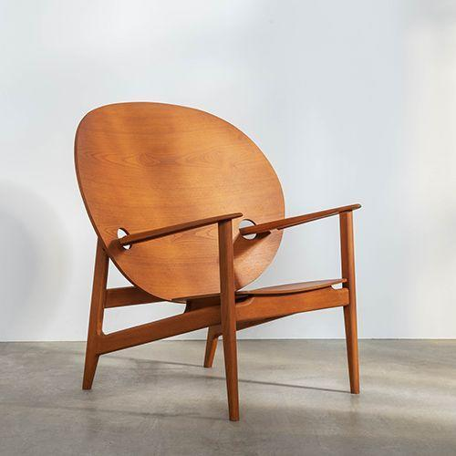 """<p>Adapted from Collins' 'Iklwa' chair, which won the 2018 Cræftiga Award at The London Design Fair, the chair's Afrofuturistic shapes are intended to empower the sitter and unite the Nottingham-based designer's African-Caribbean roots with British craft. Large chair, from £2,275, <a href=""""https://benchmarkfurniture.com/"""" rel=""""nofollow noopener"""" target=""""_blank"""" data-ylk=""""slk:benchmarkfurniture.com"""" class=""""link rapid-noclick-resp"""">benchmarkfurniture.com</a></p>"""