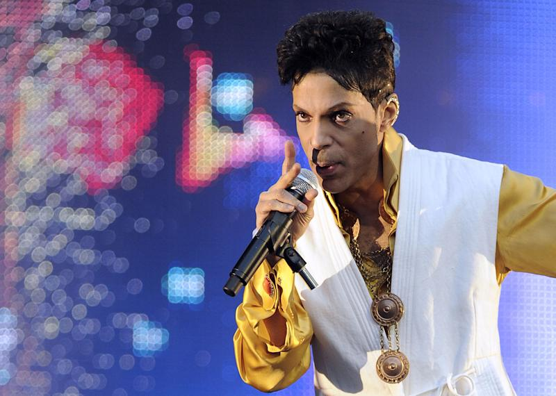 LISTEN: Prince Releases First New Track off Posthumous Album