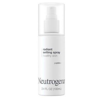 <p>The <span>Neutrogena Radiant Makeup Setting Spray With Peptides</span> ($15) is made with peptides to increase skin's elasticity, and its special formula is designed to prolong the life of your makeup to give you an even longer wear.</p>