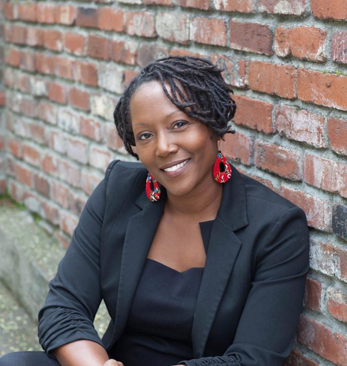 "Monique Morris has written about Black girls in education and the justice system in her book ""Pushout."""