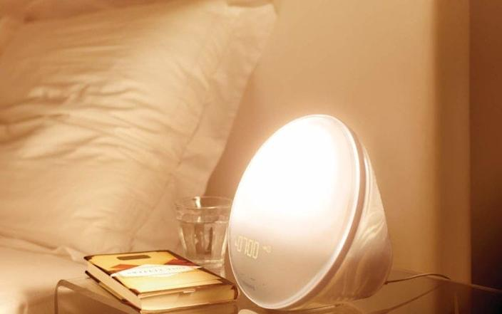 Best gifts for teen boys: Philips Wake-Up Light