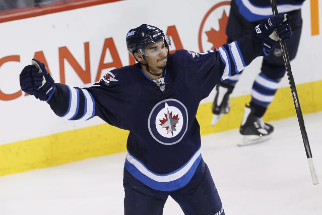 Why would Evander Kane want to play for Winnipeg Jets anymore?