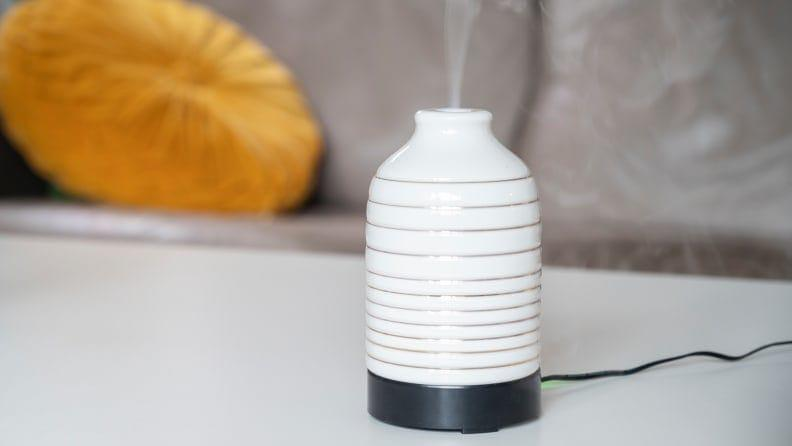 Gifts for new parents: Airomé Serenity oil diffuser