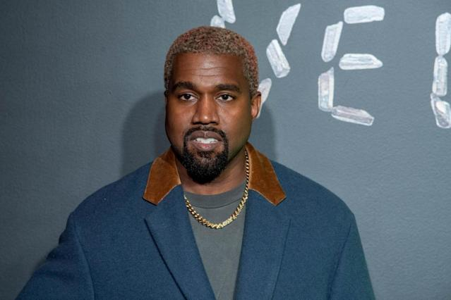 Kanye West has published a series of Tweets attacking Drake (Getty Images)