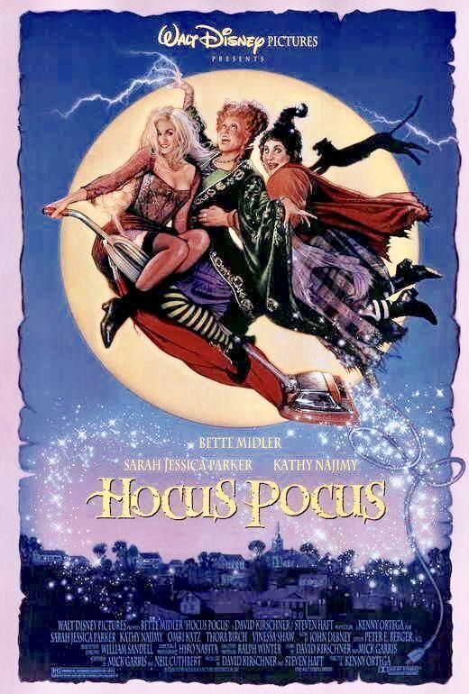 """<p>Three witches return to comedic life after a teenager resurrects them on Halloween. Now a cult classic. But not as culty as our last pick ....</p><p><a class=""""link rapid-noclick-resp"""" href=""""https://www.amazon.com/Hocus-Pocus-Bette-Midler/dp/B004JMY312/ref=sr_1_1?dchild=1&keywords=Hocus+Pocus&qid=1593549718&s=instant-video&sr=1-1&tag=syn-yahoo-20&ascsubtag=%5Bartid%7C2139.g.32998129%5Bsrc%7Cyahoo-us"""" rel=""""nofollow noopener"""" target=""""_blank"""" data-ylk=""""slk:WATCH HERE"""">WATCH HERE</a></p>"""