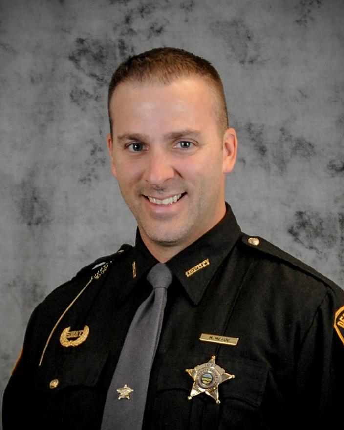 Deputy Jason Meade, provided by Franklin County Sheriff's Office.
