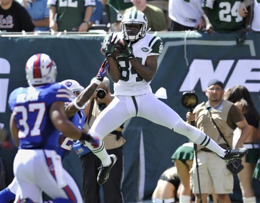 Sanchez, Jets roll to 48-28 rout of Bills