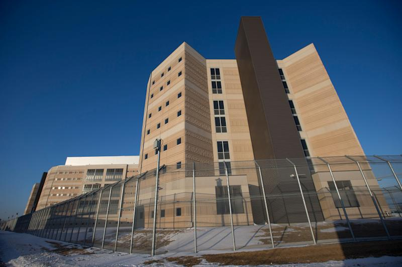 A view of the Toronto South Detention Centre, seen from the back, in Etobicoke, Ont. (Rick Madonik/Toronto Star via Getty Images) (Photo: Getty Images)
