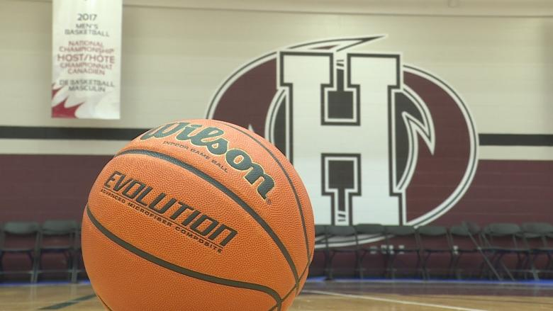 Holland College advances in men's basketball championships