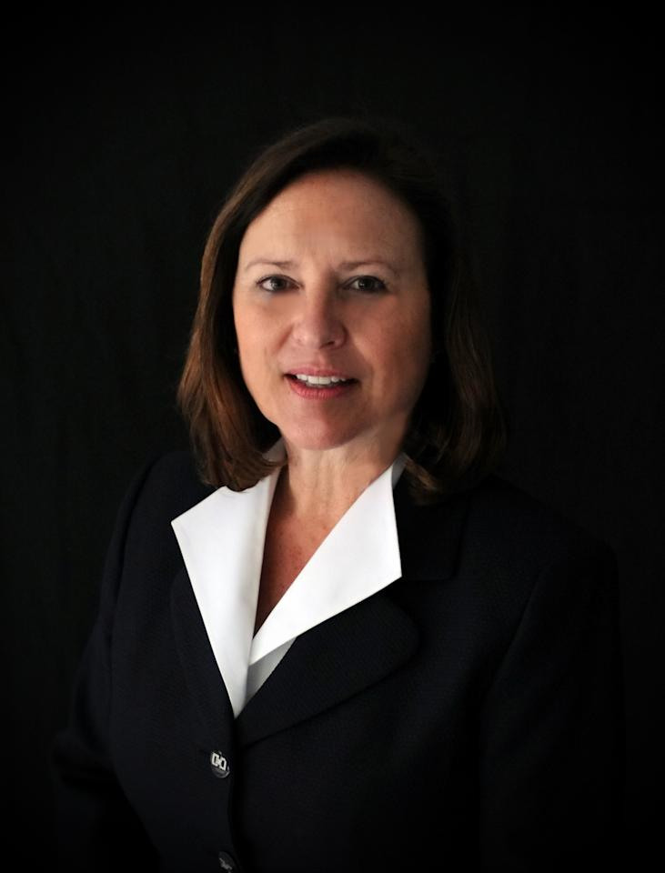 In this 2012 photograph provided by the candidates campaign, Deb Fischer poses for a photo. Fischer is running for the Senate in Nebraska. (AP Photo)