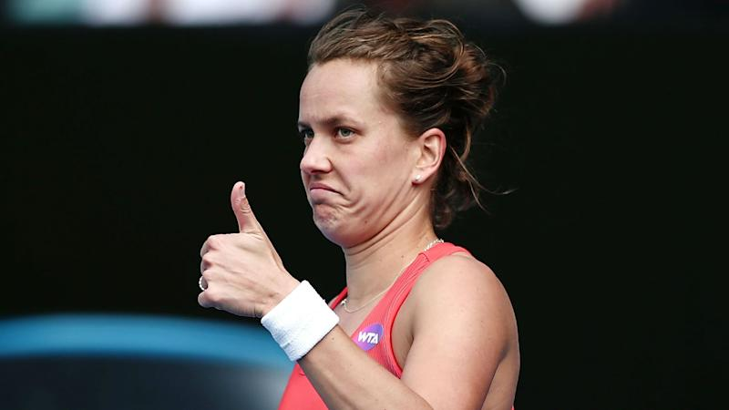 Strycova overcomes Witthoeft, Suarez Navarro out