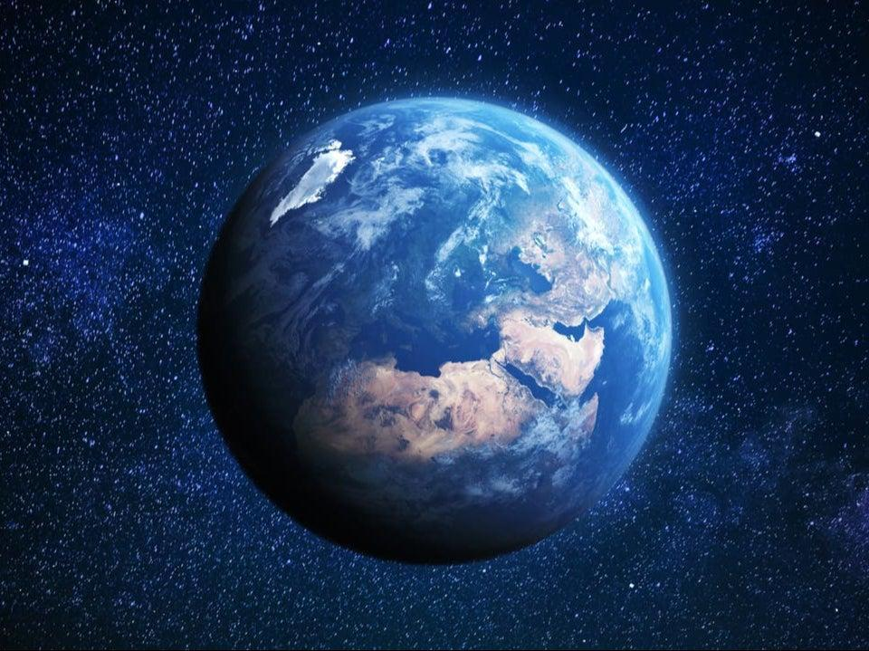 Planet earth (Getty/iStockphoto)
