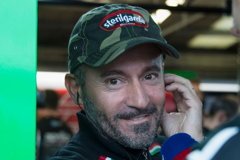 Max Biaggi (Photo by Mirco Lazzari gp/Getty Images)