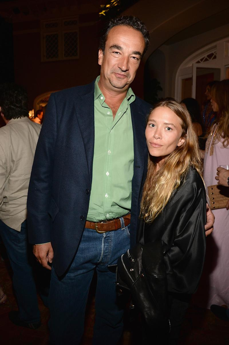 Olivier Sarkozy married the designer and actress Mary-Kate Olsen 11/30/2015 38