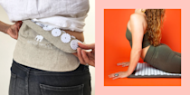 """<p class=""""body-dropcap"""">If you've been Googling ways to ease back and shoulder pain, reduce stressy vibes, sleep better, or cure literally anything going wrong with your bod, you've probably come across something called acupressure (or at least an ad for an acupressure tool). </p><p>So let's discuss what the hell that even is: Acupressure is a traditional Chinese therapy where pressure is applied to different points on the body, similar to acupuncture, according to the <a href=""""https://medlineplus.gov/ency/article/002117.htm"""" rel=""""nofollow noopener"""" target=""""_blank"""" data-ylk=""""slk:National Institutes of Health"""" class=""""link rapid-noclick-resp"""">National Institutes of Health</a>.</p><p>The idea is that pressing on these points clears blockages in the flow of energy through your body, also called Qi. Research suggests that this changes the """"<a href=""""https://medlineplus.gov/ency/article/002117.htm"""" rel=""""nofollow noopener"""" target=""""_blank"""" data-ylk=""""slk:pain messages"""" class=""""link rapid-noclick-resp"""">pain messages</a>"""" nerves send to your brain, which means you may feel less pain after treatment. </p><p>Though some research suggests that acupressure can reduce <a href=""""https://effectivehealthcare.ahrq.gov/products/hip-fracture-pain/consumer"""" rel=""""nofollow noopener"""" target=""""_blank"""" data-ylk=""""slk:pain"""" class=""""link rapid-noclick-resp"""">pain</a>, <a href=""""https://medlineplus.gov/ency/article/002117.htm"""" rel=""""nofollow noopener"""" target=""""_blank"""" data-ylk=""""slk:nausea"""" class=""""link rapid-noclick-resp"""">nausea</a>, and <a href=""""https://www.health.harvard.edu/heart-health/yoga-and-acupressure-help-control-blood-pressure-in-people-with-atrial-fibrillation"""" rel=""""nofollow noopener"""" target=""""_blank"""" data-ylk=""""slk:blood pressure"""" class=""""link rapid-noclick-resp"""">blood pressure</a>, there isn't a ton of solid science out there drawing a clear connection. </p><p>Still, as someone who has and loves her acupressure mat v, v much, there's no denying that 10 minutes of mindful breathing with those litt"""
