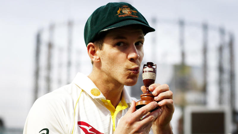 Brendan Julian has criticised the Aussie batting performance despite captain Tim Paine (pictured) and the team retaining the Ashes. (Getty Images)