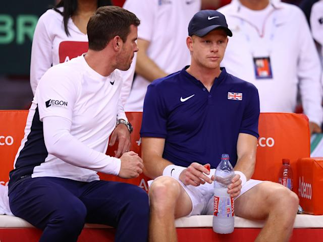 Edmund's clay court experience was expected to be enough: Getty