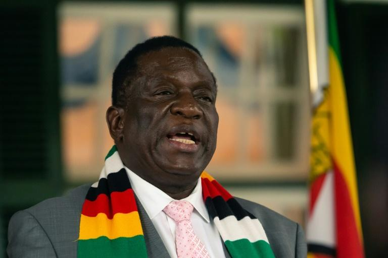 Zimbabwe President Emmerson Mnangagwa's government insisted there was no 'crisis'