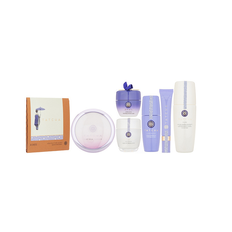 Meghan Markle S Favorite Tatcha Skin Care Products Are On