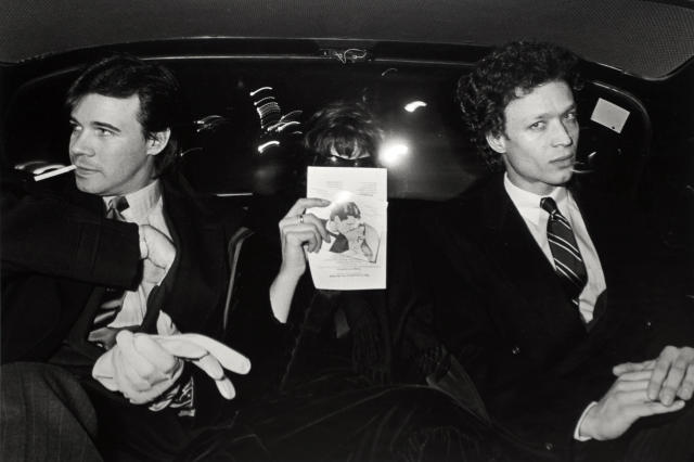 Riding with Dream Lovers in Love, 1983 (Ryan Weideman)