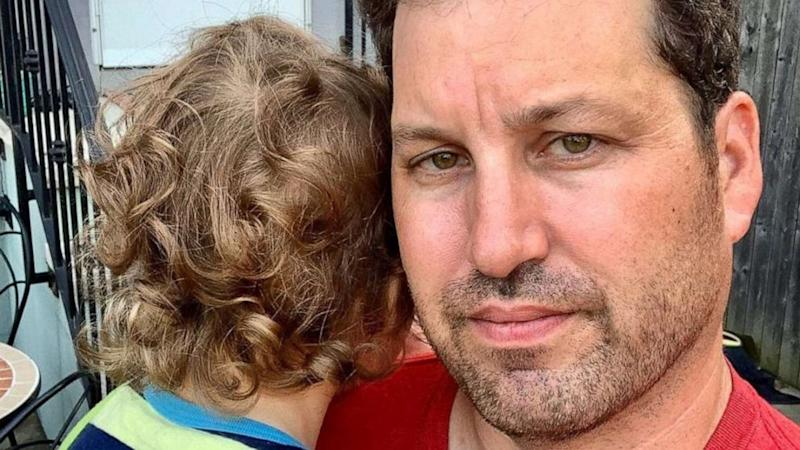 Dad admits he can't hack it over summer break in viral post