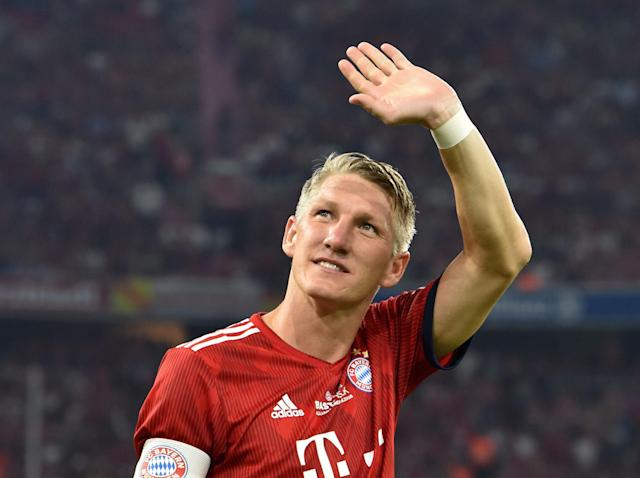 Bastian Schweinsteiger has retired from football: Getty
