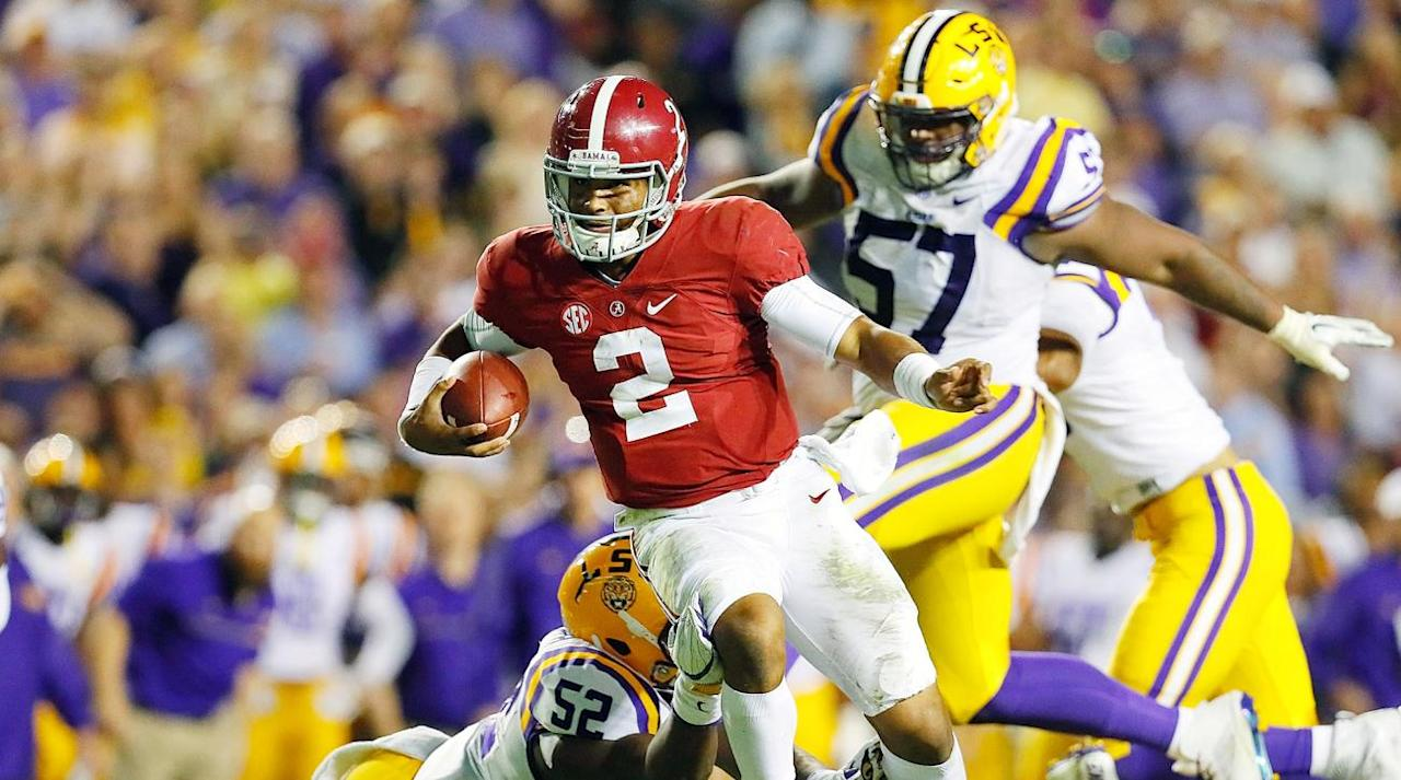 "<p>With the NCAA's cases against Louisville, North Carolina and Ole Miss likely to yield news in the next few months, this space could get a little wonky. So let's cleanse the palate today with a discussion of actual football.</p><p>We still have to wait three months before we can see one team play another, but it's never too early to try to dissect the matchups. So for the fourth consecutive year, we'll examine the Pivot Point games for teams across America.</p><p>What's a Pivot Point game? It's the game upon which a team's season might turn. It isn't necessarily a team's biggest game. It might be an early-season matchup that predicts the future. (Think the Texas loss to Cal last September.) It might be an odd spot in the schedule. (Think Alabama playing at a fresh-off-an-open-date South Carolina at the end of a tough stretch in 2010.) Or it might simply be the most important game on the schedule. (Think LSU-Alabama or Clemson-Florida State in most recent years.)</p><p>No matter the reason for the Pivot Point, circling a few dates on the calendar will help us pass the time before the games begin…</p><p><b>Sept. 9</b></p><p><i>Oklahoma at Ohio State</i>  <i>Pivot point game for: Oklahoma, the Big 12 and Ohio State</i></p><p>The Big 12 has been left out of the College Football Playoff in two of its first three years. To buck that trend, the league's best teams have got to win some marquee out-of-conference games. They don't get much more marquee than this. The Sooners, who won the Big 12 but got whipped by Houston and Ohio State in their out-of-conference schedule in 2016, have a chance to put themselves and the league in a more comfortable position. But to do that, they'll have to stop an offense that should be quite a bit better than the one that dominated their defense in Norman last season. Why? Former Oklahoma offensive coordinator (and Indiana head coach) Kevin Wilson is calling the plays in Columbus now. For the Buckeyes, this game could ease any lingering fears about the offense created by the shutout loss to Clemson in the Fiesta Bowl. Urban Meyer ran off co-coordinators Tim Beck and Ed Warinner and brought in Wilson to keep that from ever happening again, and an impressive display against the Big 12 favorite would help the Buckeyes' confidence on that side of the ball.</p><p><i>Georgia at Notre Dame</i>  <i>Pivot point for: Notre Dame</i></p><p>The Fighting Irish will have had a chance to work out any kinks with their new offense and defense in the season-opener against Temple. Against the Bulldogs, Notre Dame can either leave behind the specter of a 4–8 2016 season or stoke fear of another collapse. A win or a close loss against Georgia should offer confidence that the Irish can compete with any team on the schedule. A blowout loss could foreshadow more ugliness. The back half of Notre Dame's schedule is especially tough. It begins with a post-bye week visit from USC and also features visits from NC State and Navy. The Irish also have to play at Miami and Stanford during that slog. We should have a better idea how Notre Dame will fare during that stretch after seeing the Irish against Georgia.</p><p><b>Sept. 16</b></p><p><i>Tennessee at Florida</i>  <i>Pivot point for: Tennessee</i></p><p>It's impossible to pinpoint a pivot point game for Florida because it's impossible to know what the Gators will be. If the offense improves and the defense reloads, they could win a third consecutive SEC East title. But if a talent drain finally catches up with the defense and the offense remains in the 100s nationally, the season could get ugly. Tennessee's situation is a little more clear. At the very least, the Volunteers need to compete for the East title deep into November—if not win it outright—to soothe a fan base tired of hearing about five-star hearts who become Champions of Life. The Vols broke an 11-game losing streak against the Gators last year, and a win in Gainesville could provide a launchpad for a run at the division title. A loss would crank up the heat on Tennessee coach Butch Jones and turn the Sept. 30 matchup against Georgia into a must-win.</p><p><b>Sept. 30</b></p><p><i>Georgia at Tennessee</i>  <i>Pivot point for: Georgia</i></p><p>The Bulldogs' September could set them up for the kind of success Kirby Smart was hired to bring to Athens. Or it could put Georgia in a hole. We've already discussed the Notre Dame game, and we probably should have mentioned that a visit from Appalachian State precedes that. (Ask the Volunteers how season openers against Scott Satterfield's Mountaineers go.) The Bulldogs open SEC play on Sept. 23 with a visit from Mississippi State, which could be the SEC West's surprise team thanks to quarterback Nick Fitzgerald (a Richmond Hill, Ga., native). After that, Georgia heads to Knoxville for a game that should help define the SEC East title race. The Vols play at Florida on Sept. 16, but they get to recharge against UMass before facing Georgia.</p><p><b>Oct. 5</b></p><p><i>Louisville at NC State</i>  <i>Pivot point for: Both</i></p><p>If someone is going to challenge Clemson and Florida State for the ACC Atlantic title, it likely will be the winner of this Thursday showcase. Lamar Jackson destroyed the Wolfpack defense as Louisville built a 44-point halftime lead en route to a 54–13 win last season, but Jackson should find a far less hospitable atmosphere—and defense—in Raleigh this season.</p><p><b>Oct. 14</b></p><p><i>Oklahoma vs. Texas in Dallas</i>  <i>Pivot point for: Texas</i></p><p>Oklahoma has been the far better program recently, but this rivalry has remained hot on the field. The teams have split the past four meetings, and Oklahoma's two wins in that span have only been by five points apiece. If Tom Herman can make Texas better in all the other games, then the Longhorns should remain competitive in this one. <a rel=""nofollow"" href=""https://www.si.com/college-football/2017/05/12/texas-oklahoma-twitter-war-recruiting"">The recent sniping at Texas on Twitter by Oklahoma assistants</a> suggests Herman has gotten under the Sooners' skin on the recruiting trail. But he'll need to do the same thing on the field for Texas to be considered a real threat to Oklahoma's dominance of the league.</p><p><i>Texas A&M at Florida</i>  <i>Pivot point for: Texas A&M</i></p><p>Florida will be finishing a stretch of four consecutive SEC games. So will Texas A&M. The Gators will have just played LSU at home. The Aggies will have just played Alabama at home. Regardless of the result of either of those games, each team will be beat up. Just looking at the schedule, it feels as if whichever team ends this game with the most players upright will win. If Texas A&M is coming off a loss to Alabama, the Aggies will need this one. A loss here means Texas A&M would have to go 3–1 or better against Mississippi State and Auburn at Kyle Field and against Ole Miss and LSU on the road to avoid going 4–4 or worse in SEC play for the fifth consecutive season. Aggies boosters did not pay all that money to revamp the facilities and expand the stadium for the team to be an average member of the SEC.</p><p><i>Utah at USC</i>  <i>Pivot point for: USC</i></p><p>We keep hyping the Trojans without considering that a factor outside of their control could have a significant impact on their season. Because the Notre Dame game had to be slotted on Oct. 21, USC doesn't get a bye week this regular season. (If the Trojans win the Pac-12 South Division, this could turn into an advantage by providing a bye week before the Pac-12 title game.) Twelve games in row is a rough march, especially when the most physical opponent in the division comes to town smack in the middle of that stretch. Two years ago, USC effectively ended Utah's conference title hopes by throttling the Utes at the Coliseum. This time, the Utes could come to Los Angeles as the spoiler instead of the favorite.</p><p><b>Oct. 21</b></p><p><i>Michigan at Penn State</i>  <i>Pivot point for: Both</i></p><p>The loser of this game last year won the conference, but that required an unusual confluence of circumstances. For Penn State to defend its title, it probably needs at least a split between this game and its game at Ohio State the following Saturday. On paper, this feels like the easier of the two. Michigan, meanwhile, has November matchups with Wisconsin and Ohio State. A loss at this juncture could cripple the Wolverines' Big Ten title hopes.</p><p><b>Oct. 28</b></p><p><i>Oklahoma State at West Virginia</i>  <i>Pivot point for: Both</i></p><p>This game might ultimately decide one half of the matchup in the first Big 12 title game since '11. Oklahoma State played for the Big 12 title last year in Bedlam, and Bedlam may once again match the league's two best teams. As long as the Cowboys take care of business the rest of the way, they might see the Sooners twice. (It won't be two weeks in a row because the Big 12 moved Bedlam to Nov. 4.) But West Virginia is a potential dark horse challenger in the Big 12 this year, and Oklahoma State's trip to Morgantown falls between a visit to Texas and an early Bedlam in Stillwater.</p><p><b>Nov. 4</b></p><p><i>LSU at Alabama</i>  <i>Pivot point for: Both</i></p><p>We should have a pretty good feel for how Ed Orgeron's LSU team plays by this point. The Tigers' three-game October stretch against Florida (away), Auburn (home) and Ole Miss (away) should indicate whether Matt Canada's new offense has finally unlocked all LSU's playmakers. But this is the game Orgeron was hired to win. A seventh consecutive loss to the Crimson Tide—especially if the final score looks like the ones from Les Miles's last two trips to Tuscaloosa—would end the honeymoon for Coach O. But a win? That would change everything. The Crimson Tide's toughest game in the regular season might be the season opener against Florida State in Atlanta. But LSU will be the most athletic team Alabama faces in conference play, and it might be the Tide's only true test between the Seminoles and the Iron Bowl.</p><p><b>Nov. 10</b></p><p><i>Washington at Stanford</i>  <i>Pivot point for: Both</i></p><p>Washington's defense of its Pac-12 title doesn't include a regular-season matchup with USC, the only conference foe to beat the Huskies last year, but it does feature an uncomfortable cluster of late-season games against division rivals. Six days after Washington faces Oregon in Seattle in a game that can now be considered a rivalry again after the Huskies broke through last season, Chris Petersen's team visits Stanford. It's critical to come out of Palo Alto with a win because it's a division game, but it's also critical because the last Pac-12 opponent anyone wants to face after getting leaned on by all of Stanford's beef is Utah. Guess who the Huskies face Nov. 18? Yep. It's the Utes.</p><p><b>Nov. 11</b></p><p><i>Florida State at Clemson</i>  <i>Pivot point for: Both</i></p><p>The Seminoles face Alabama, NC State and Miami in the first four weeks, so they'll be thoroughly tested early. Their rematch against Louisville, which crushed them last year, is Oct. 21 in Tallahassee. But the November trip to Death Valley should still decide the ACC Atlantic Division and might give the winner an inside track on a playoff berth. Clemson will have had plenty of time to figure out its quarterback situation by this point. If this one matches the drama of last year's meeting in Tallahassee, it will be a classic.</p><p><b>A random ranking</b></p><p>The kids have been watching a lot of <i>All Hail King Julien </i>lately. For those who don't have tiny humans running about underfoot, <i>King Julien </i>is a spin-off of the <i>Madagascar </i>franchise that follows the lemurs. It is devilishly funny and better than most of the cartoons we had growing up. And it may not even be the best <i>Madagascar</i> spinoff. <i>The Penguins of Madagascar </i>might be even better. That got me thinking about spinoffs in general, and the result is the top 10 spinoffs of all time. No, <a rel=""nofollow"" href=""https://ec.yimg.com/ec?url=http%3a%2f%2fwww.imdb.com%2ftitle%2ftt0086816%2f%26quot%3b%26gt%3b%26lt%3bi%26gt%3bThree%e2%80%99s&t=1495637137&sig=59Smq01uyW13yTxY7FjWsw--~C A Crowd</i></a> did not make the list.</p><p><b>1. <i>The Simpsons </i>(<i>The Tracey Ullman Show</i>)</b></p><p><b>2. <i>Better Call Saul</i> (<i>Breaking Bad</i>)</b></p><p><b>3. <i>The Jeffersons</i> (<i>All In The Family</i>)</b></p><p><b>4. <i>Gomer Pyle, USMC</i> (<i>The Andy Griffith Show</i>)</b></p><p><b>5. <i>Laverne and Shirley</i> (<i>Happy Days</i>)</b></p><p><b>6. <i>Pinky And The Brain</i> (<i>Animaniacs</i>)</b></p><p><b>7. <i>Frasier</i> (<i>Cheers</i>)</b></p><p><b>8. <i>The Facts of Life</i> (<i>Diff'rent Strokes</i>)</b></p><p><b>9. <i>A Different World</i> (<i>The Cosby Show</i>)</b></p><p><b>10. <i>Daria</i> (<i>Beavis and Butthead</i>)</b>    </p><p><b>First-and-10</b></p><p><b>1. I explained <a rel=""nofollow"" href=""https://www.si.com/college-football/2017/05/17/baylor-sexual-assault-scandal-lawsuit-ncaa-death-penalty"">the NCAA's quandary in the Baylor case</a> last week.</b></p><p><b>2. Pretty much every coach is behind the American Football Coaches Association's suggestion to <a rel=""nofollow"" href=""http://www.foxsports.com/college-football/story/new-redshirt-proposal-could-save-college-bowl-games-christian-mccaffrey-leonard-fournette-050817"">allow freshmen to play four games and still redshirt</a>.</b> If you <a rel=""nofollow"" href=""https://www.si.com/college-football/2016/12/21/redshirt-freshmen-bowl-games"">read this from me in December</a>, you know I'm all for this.</p><p><b>3. Former Oregon tailback Thomas Tyner, who retired from football because of shoulder injuries, plans to unretire and return to the game—<a rel=""nofollow"" href=""http://www.oregonlive.com/sports/oregonian/john_canzano/index.ssf/2017/05/canzano_thomas_tyner_prepares.html"">as an Oregon State Beaver</a>.</b></p><p><b>4. Former Penn State linebacker Nyeem Wartman is <a rel=""nofollow"" href=""http://www.pennlive.com/sports/index.ssf/2017/05/psus_wartman_files_suit_claims.html"">suing an insurance company in an attempt to get a payout on a policy</a> he took out prior to the 2016 season. </b></p><p><b>5. Forget barber chairs. Georgia has a DJ booth in its locker room.</b></p><p><b>6. Elsewhere in the SEC East, Florida receiver Antonio Callaway was cited last week for possession of marijuana.</b> Even more interesting was <a rel=""nofollow"" href=""http://www.orlandosentinel.com/sports/florida-gators/swamp-things-blog/os-sp-antonio-callaway-marijuana-20170518-story.html"">the person in the vehicle with Callaway</a>—a 40-year-old Gainesville man with a long rap sheet and no obvious connection to Callaway or the football program.</p><p><b>7. Former South Carolina quarterback Brandon McIllwain has decided to transfer to Cal.</b> McIllwain started three games as a true freshman in '16 but was ultimately usurped by fellow freshman Jake Bentley. McIllwain plans to play football and baseball in Berkeley.</p><p><b>8. Red Hot Chili Peppers drummer Chad Smith sang Michigan's fight song at a concert—in Columbus, Ohio.</b> Now that's punk rock.</p><p><b>9. West Virginia coach Dana Holgorsen has a West Virginia-shaped rock sculpture in his back yard.</b></p><p>Four hours prior to the posting of this photo, Pardon My Take cohost PFT Commenter posted this. Coincidence?</p><p><b>10. Congratulations to former Florida State safety and Rhodes Scholar Myron Rolle. He's now Dr. Rolle. </b></p><p><b>What's eating Andy?</b></p><p>North Carolina coach Larry Fedora is my hero. Why? Because he can eat this…</p><p>… and look like this.</p><p>I'll be posting pictures of my own barbecue six-pack just as soon as I get one.    </p><p><b>What's Andy eating?</b></p><p>I knew it would be too much food, but I ordered it anyway. The idea of chicken (cold) smoked first and (hot) fried second appealed too much to taste buds trained to love the smoked and the fried. Smoked then fried? I needed to taste that, even if the dish only came as a whole chicken covered in crispy waffles. So much comfort food seemed bound to cause discomfort, but I had to know how this concoction tasted.</p><p>Fortunately—or rather unfortunately—the pair that sat next to me at the bar at New York's Pig Bleecker needed some comforting. One had been passed over for a promotion she'd expected to get. Her co-worker had taken her out to blow off steam. They were meeting more friends later, but the occasion called for alcohol immediately. They only came for a few drinks, but I needed help and conscripted them into my saturated fat brigade.</p><p>A fried chicken dinner needs to be shared. Whether from a paper bucket or from a bowl that perfectly matches the decor, it is a social experience. The ritual of you-get-a-leg-I-get-a-thigh soothes. It satisfies. And when the chicken is smoked first? Wow.</p><p>At first bite, the smoke isn't apparent. The crispy, juicy skin crackles like the skin of any good bespoke fried chicken. The smoke peeks through just after the teeth sink into the meat. As the juices flow, they deliver the usual savory blast of grease. Then the smoke hits. The signature flavor of the pit marries the signature flavor of the fryer, and the union is blessed. Put a bite of waffle underneath and a few drops of the house hot sauce (think an angrier Cholula) on top and every care disappears. Follow that with a bite of cheesy grits, and day-to-day problems simply melt away.</p><p>Even before that beautiful chicken arrived, Pig Bleecker had already removed the edge from the day. I had ordered the Pigs in Parker House Rolls appetizer with some trepidation because Pigs in a Blanket almost always let me down. The puff pastry that surrounds the average blanketed pig gets too crispy, and what seems like the ultimate finger food in theory turns into a crunchy mess in practice. But the pieces of Parker House Rolls used by Pig Bleecker stand up to heat and meat better than puff pastry. If the puff pastry is Linus's threadbare blanket, the rolls are a luxurious down comforter in a suite at the Ritz-Carlton. This was yet another reason I knew the chicken dish would be too much for me; once I tasted one pig in his blanket, I devoured the rest on the plate.</p><p>Fortunately, I did save some of my pecan candied bacon appetizer for my new friends. But even though bacon makes everything better, the real comfort came from that chicken.</p>"