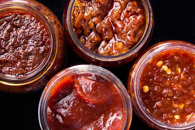 4 Spicy Condiments to Keep In Your Fridge Forever