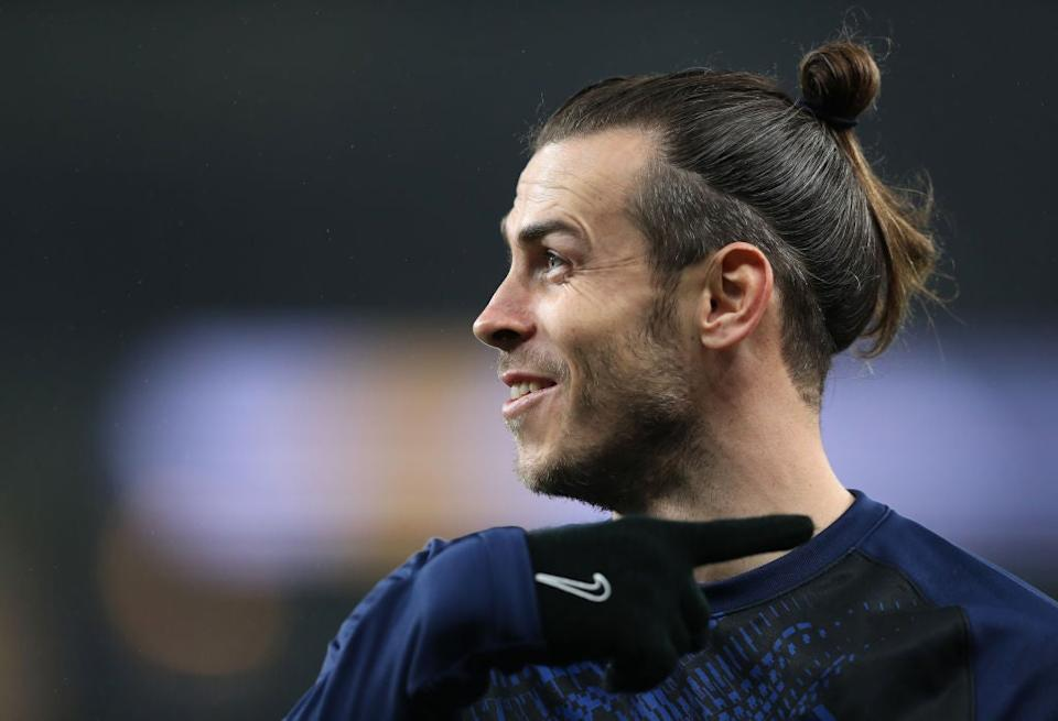 Gareth Bale has failed to make an impact yet on loan at Spurs (Getty)