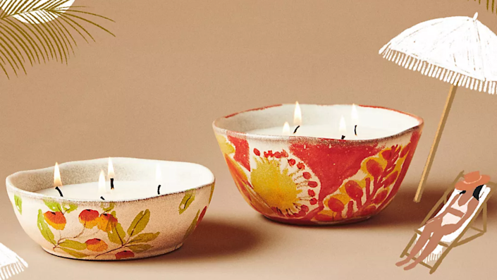 You can snag top-rated candles and more at the Anthropologie summer sale.
