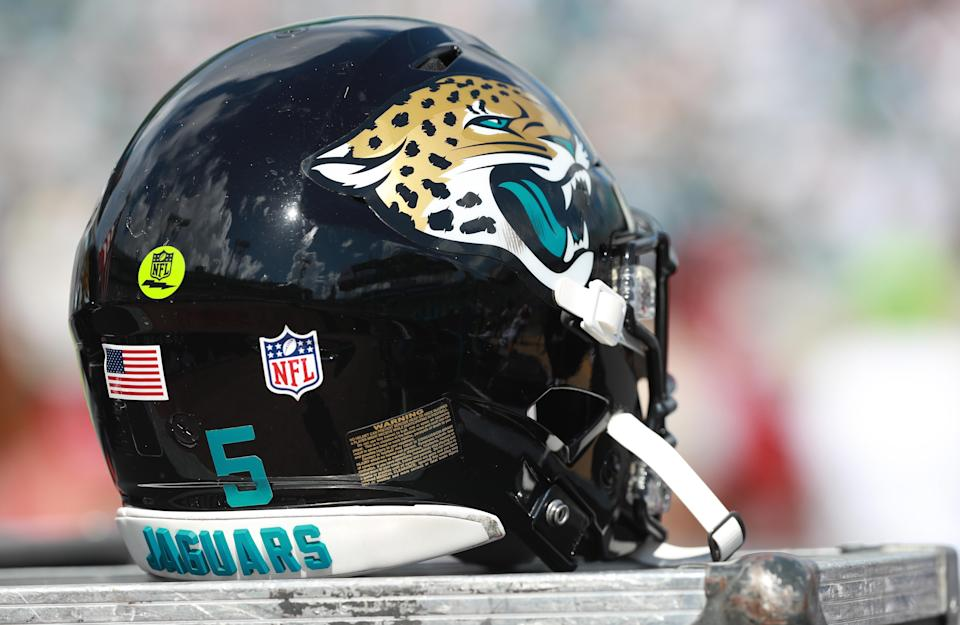 Multiple Jaguars players were reportedly arrested in London this weekend ahead of their game against the Philadelphia Eagles after an altercation in a nightclub over an unpaid bill. (Getty Images)