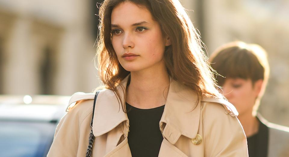 From trench coats to dresses, M&S' sale is the place to shop, with up to 50% off womenswear.  (Getty Images)