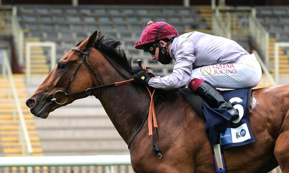 Glorious Goodwood went ahead without spectators on 1 August.