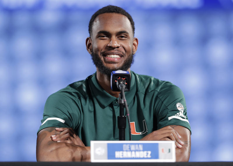 Hernandez leaving Miami, turning pro after NCAA ruling