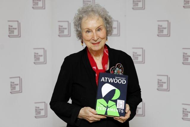 Margaret Atwood shares book recommendations for your time in self-isolation