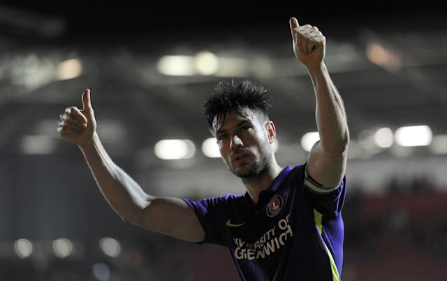 Johnnie Jackson on why Charlton fans deserve some success as club prepare for playoffs