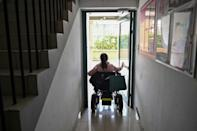 Despite China's rapid and recent modernisation, attitudes towards people with disabilities and facilities for them have lagged