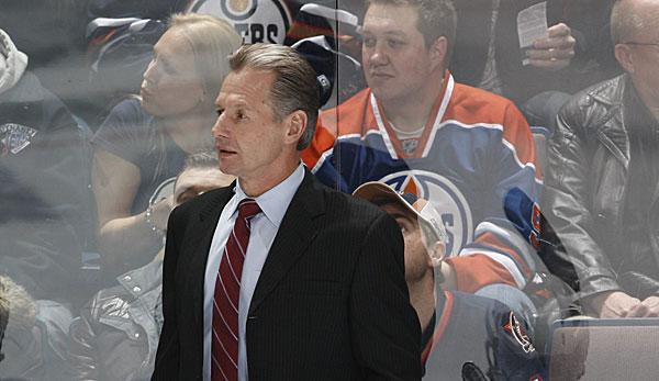 NHL: Blackhawks entlassen Coach Kitchen
