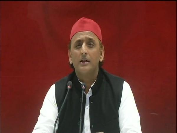 Samajwadi Party chief Akhilesh Yadav. (File photo)