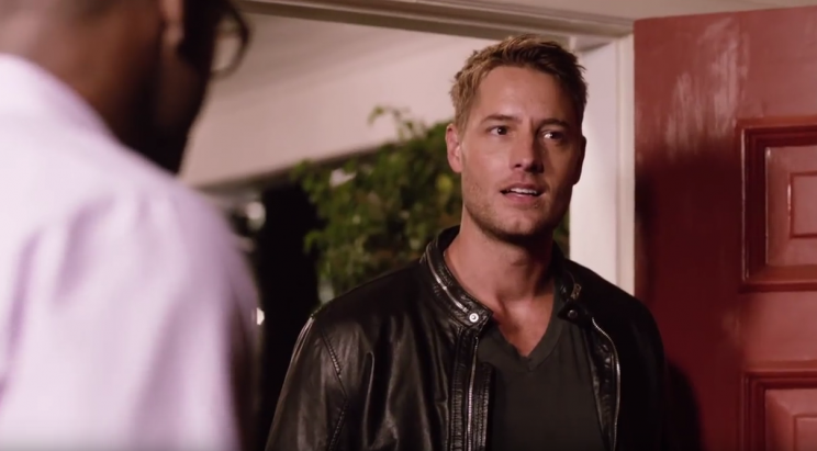 Kevin shows up at Randall's house and meets William (Credit: NBC)