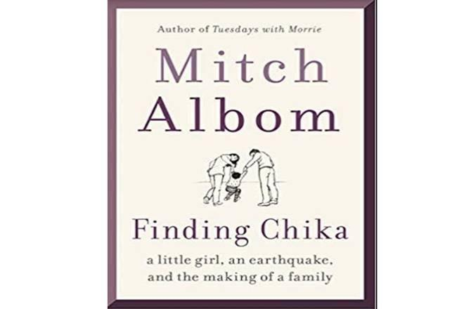 Book Review, Finding Chika, Finding Chika book review, Mitch Albom, Have Faith Haiti Mission, Albom, Mitch Albom books