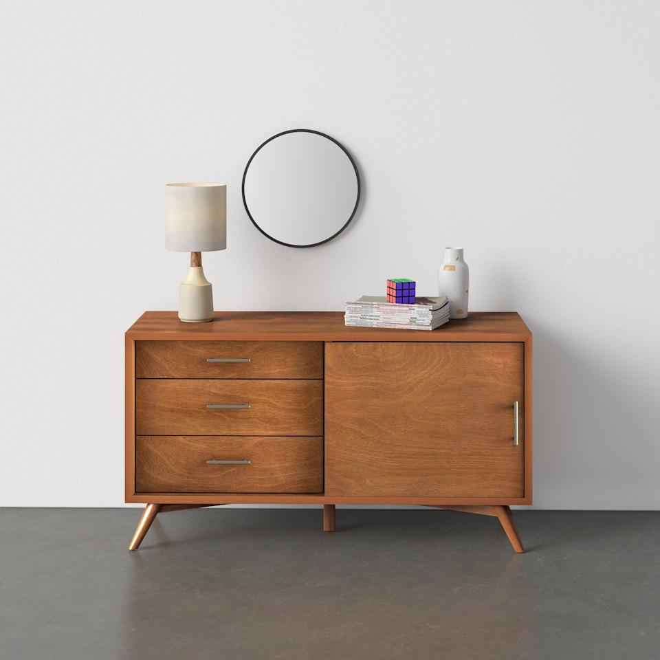 <p>If you have a smaller TV, opt for the <span>Williams Stand</span> ($720, originally $1,099).</p>