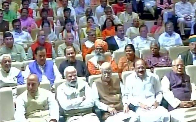 Want you in Parliament: PM Narendra Modi to absent BJP MPs